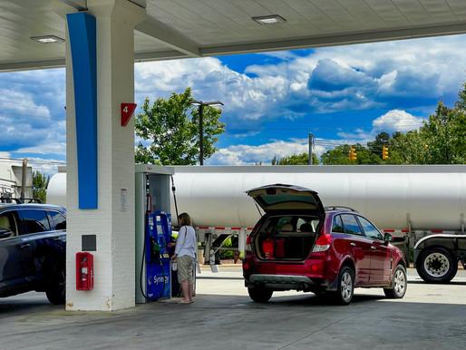 Los precios de la gasolina alcanzan un récord en el GTA