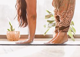 Personal 1-2-1 Yoga in person