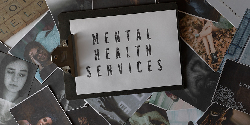 Mental Health 101 with Thomas Grinley (1 hour)