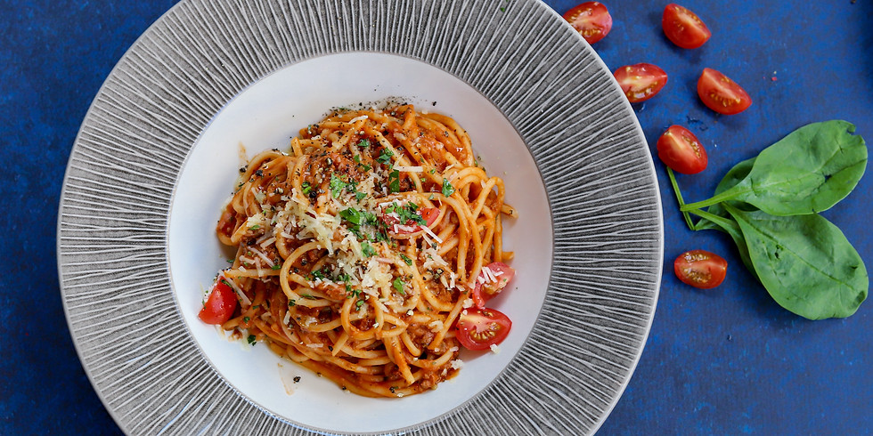 Drive Thru Spaghetti Fundraiser