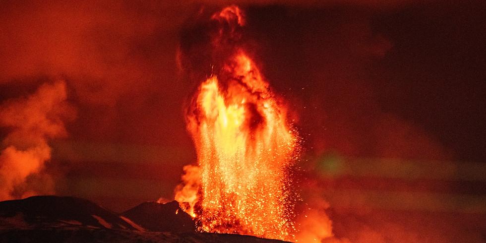 火山を作ってみよう (3-6歳向け) 【Leland】