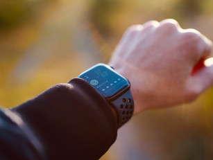 The Newest Wearables Are Using Sweat to Track Stress