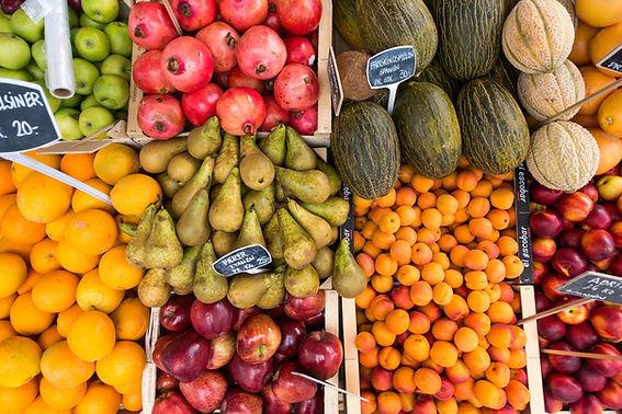 Fruit: Image by Jakub Kapusnak