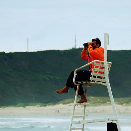 The ultimate lifeguard