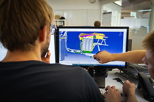 3D CAD Engineering Consulting