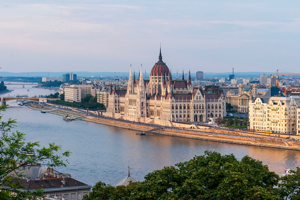 Danube River, Hungry