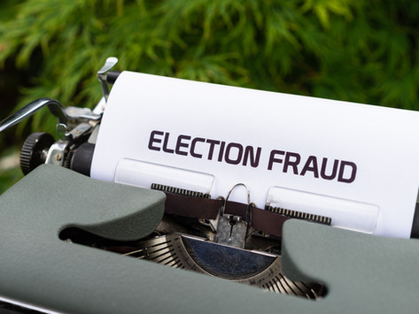 Trump's Voter Fraud Claims!!