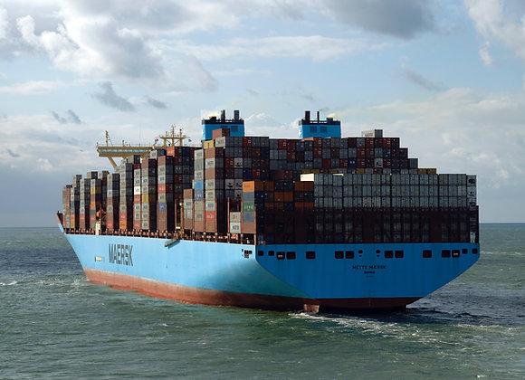 Брокер морских контейнерных грузоперевозок | финансовая модель бизнес плана