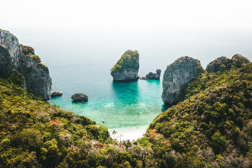 Phi Phi Island, Thailand destination wedding