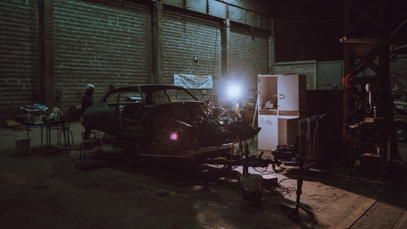 In a car crash? Where do you repair your car?