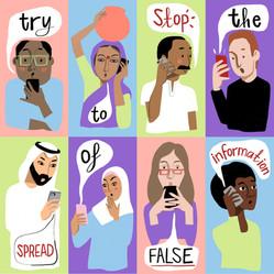 שימוש ברשתות החברתיות להפצת פיק ניוז