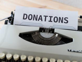 RECENT DONATIONS