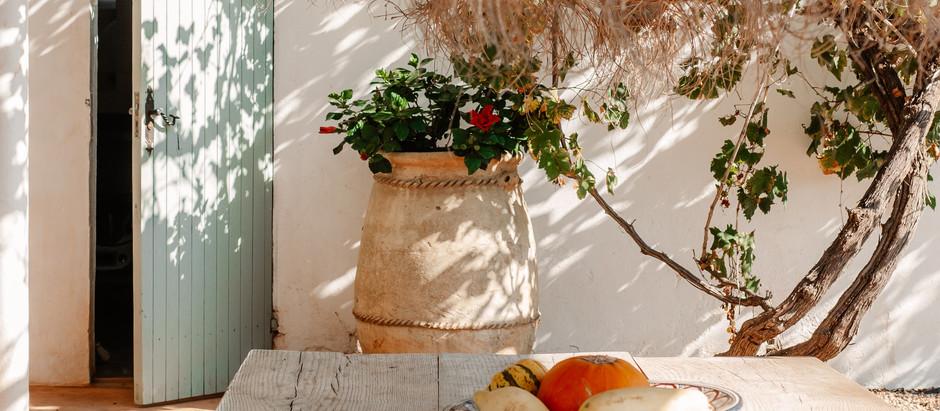 Ein Hauch von Sommer - Ibiza als Wohngefühl