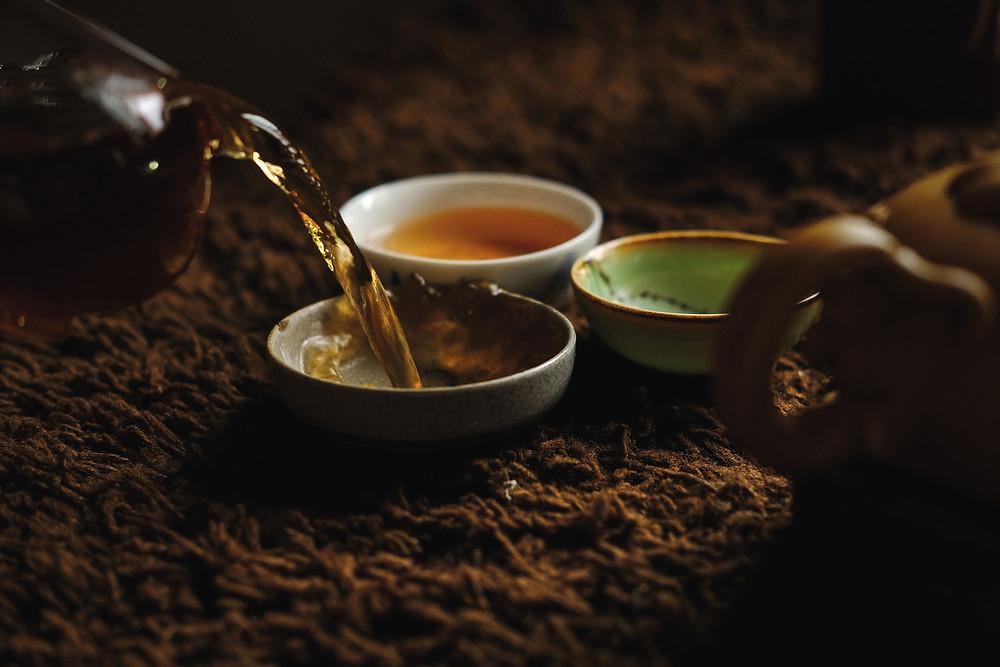 Boost your health with Pu-erh tea