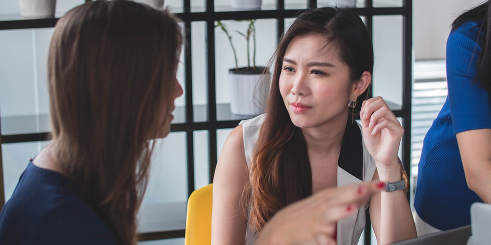 WEBINAR: Can We Talk?  Responding to Bias in the Workplace