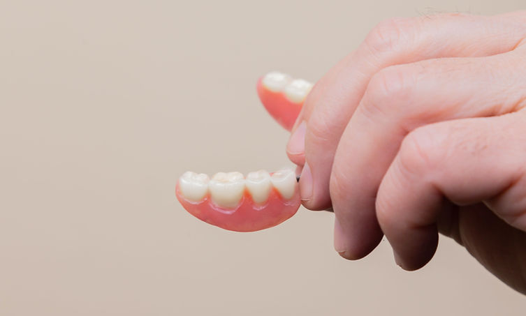 Cyberdent full service dental laboratory has a range of removable dental prostheses.