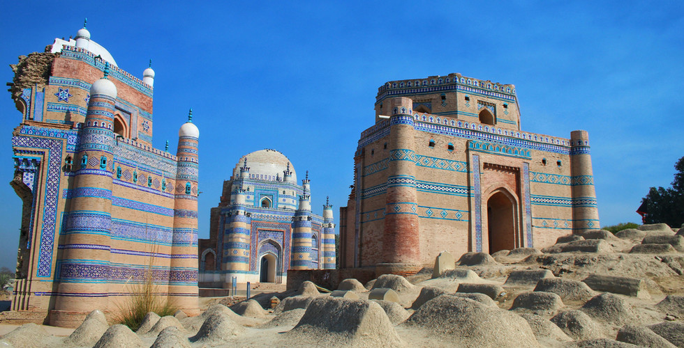 old urdu building