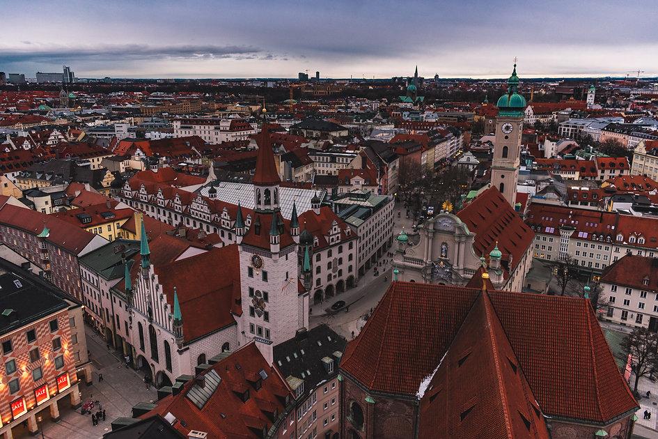 Innsbruck aus der Vogelperspektive