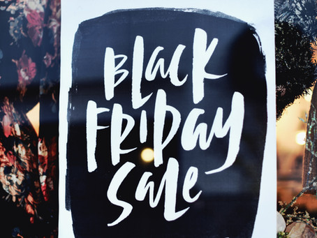 Black Friday 2020 - Novos hábitos de consumo