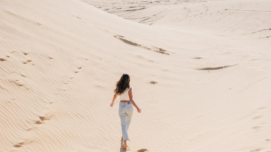 Chevaux du désert - explorations en conscience  : 29 -31 Octobre 2021