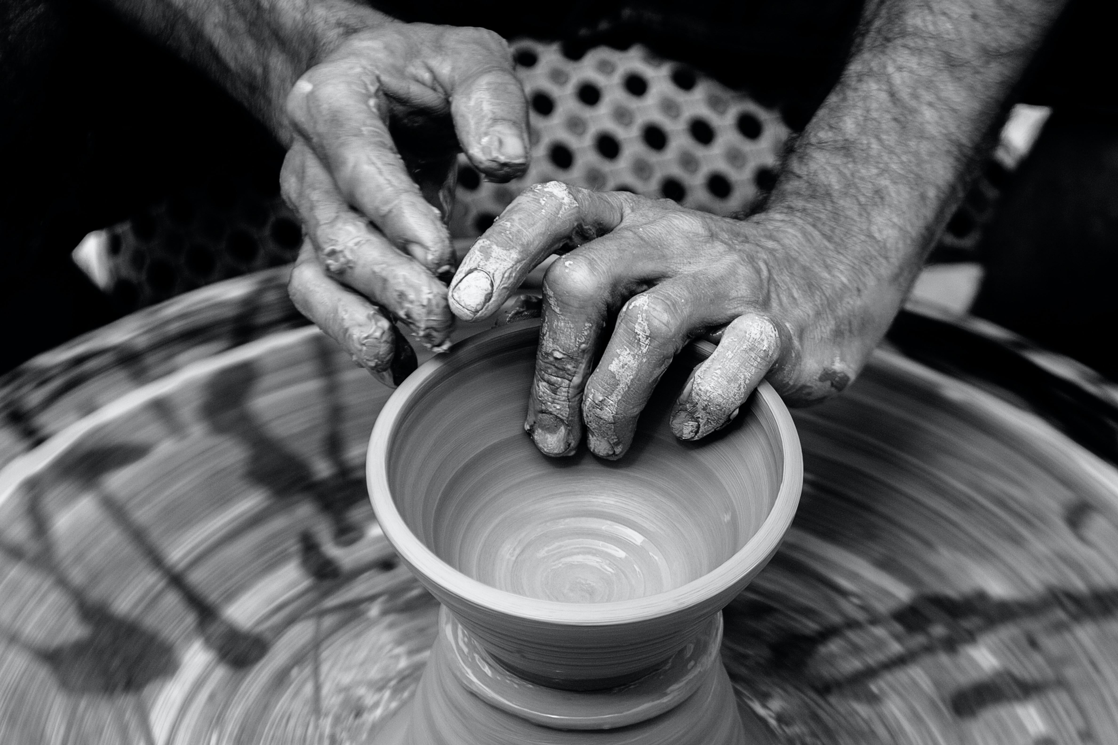 Beginners pottery course - Batch B