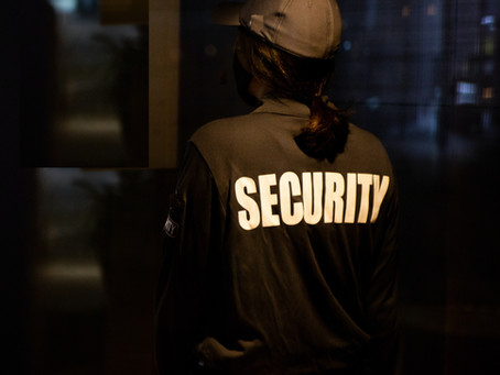 4 Things to Look for When Hiring a Security Guard