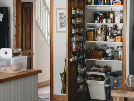 What to Do with Your Food When You Move