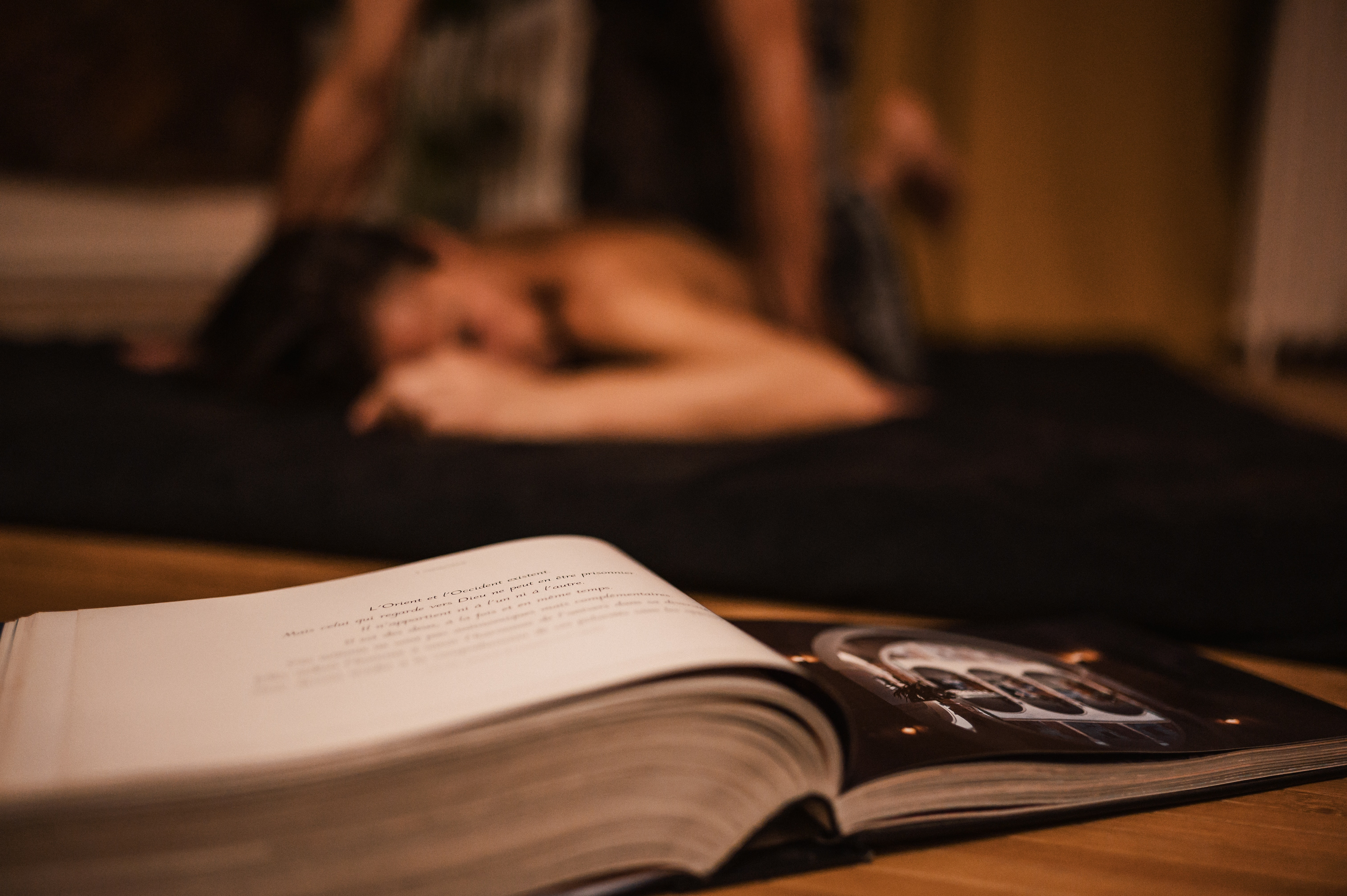 4-Hand-Massage für Einzelpersonen 1,5h