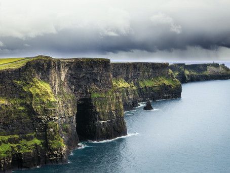 Why is Ireland split into two countries?