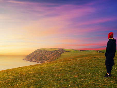 Dreaming of Cornwall......?