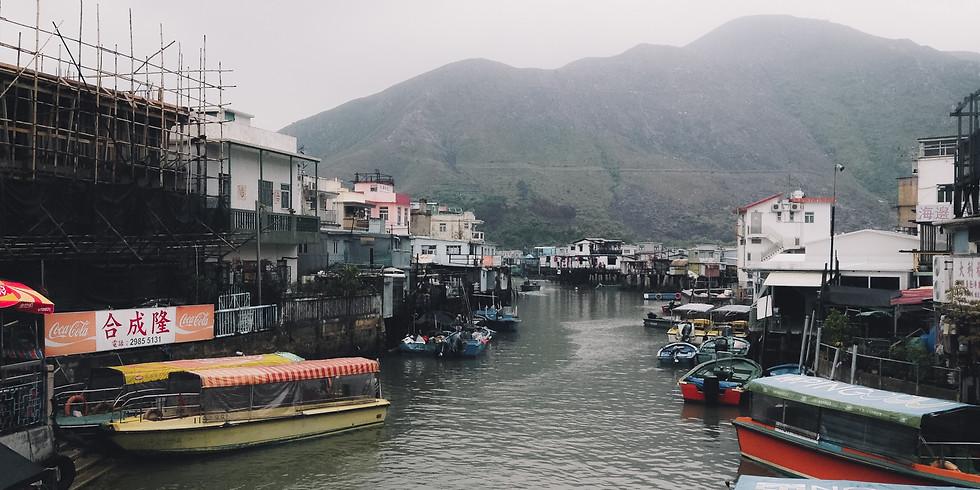 Talk: Sailing in Hong Kong and Australia