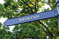 Que faire le weekend?