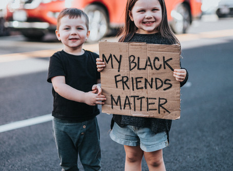 Answer Your White Child's Questions on Race