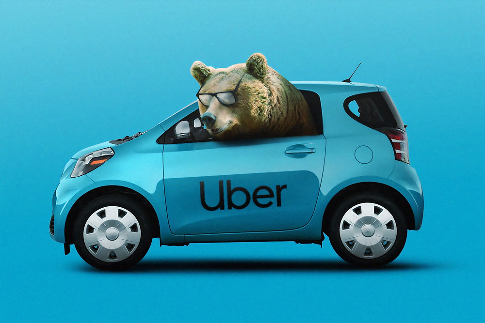 So what's an example of a company a venture capitalist might invest in? Uber.