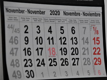 Key Medicare Dates to Make a Note of Now