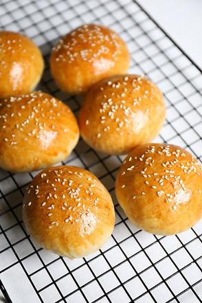 Homemade Hamburger/Hotdog Buns