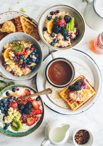 Voedingsstoffen en voedingsmiddelen