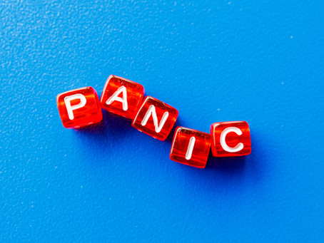 Anxiety attacks and how I cope with them