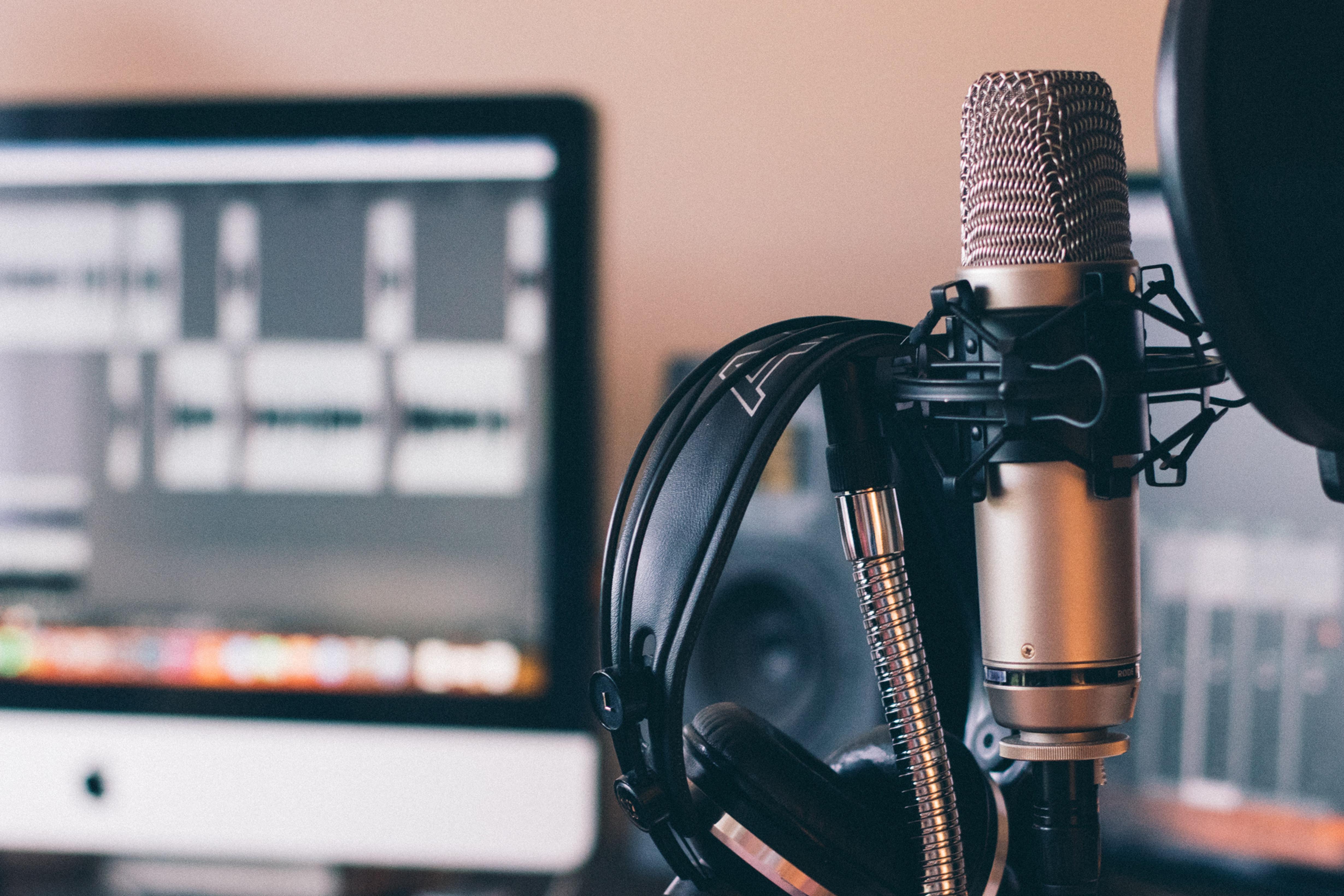 Podcast Editing (20-60mins of audio)