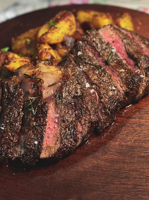 8 oz Bison Sirloin Steak