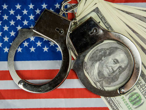 Corruption and bribery – fighting to restore trust