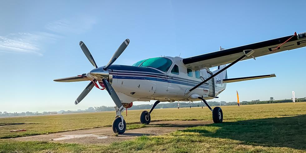 Trowbridge Fly-In Airplane Poker Run.