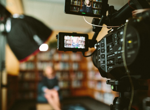 Why a promotional video will attract new prospects in a way text can't.