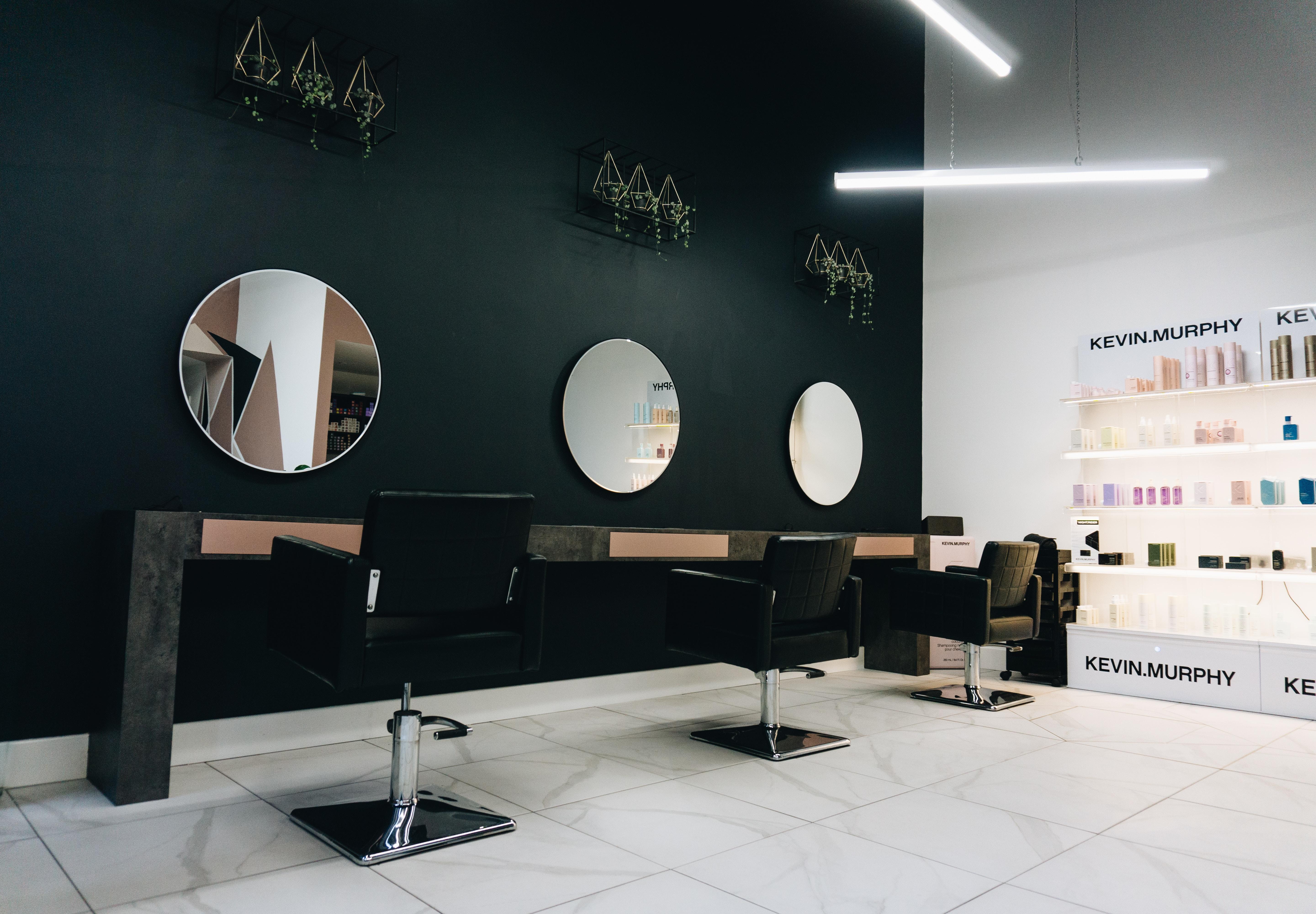 Tour to Hair Salon