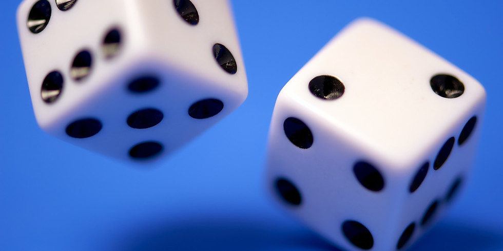 CANCELED: Jenks Memory Cafe- Rock N' and A- Rollin' with Dice Games!!!