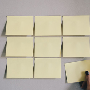 The Case of the Yellow Sticky Note