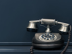 20 Tips for a Professional Telephone Interview