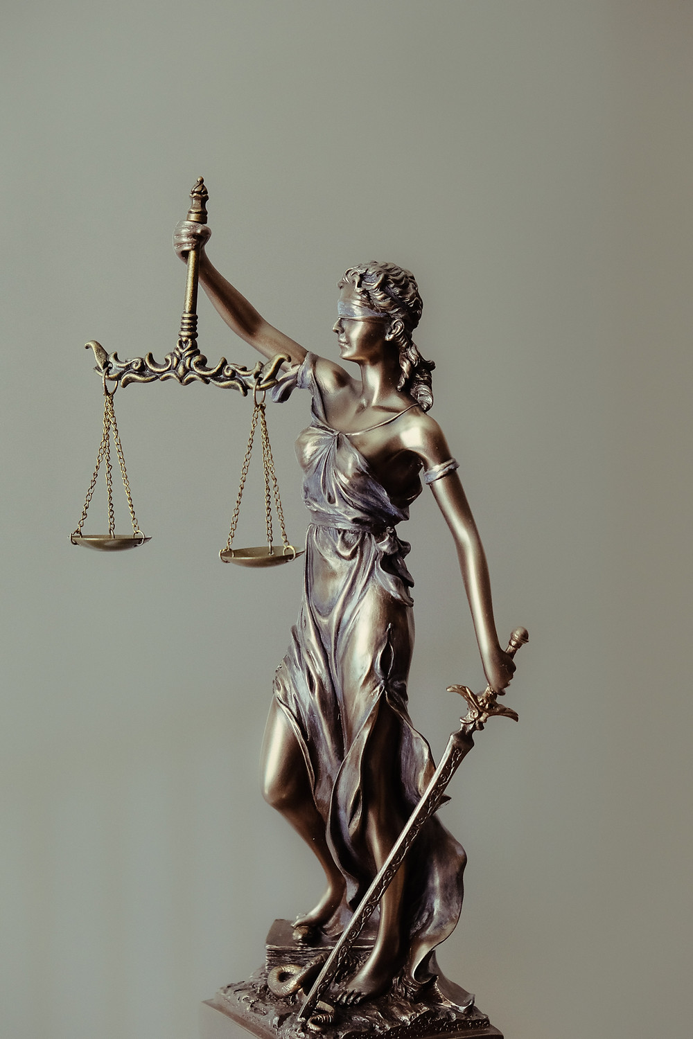 US Court lady justice