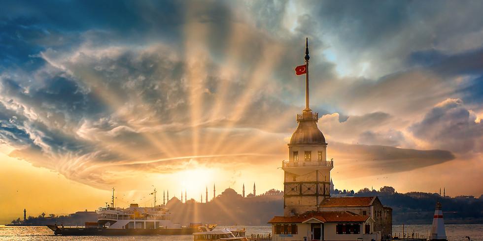EAT PLAY LOVE | Turkey - Greece