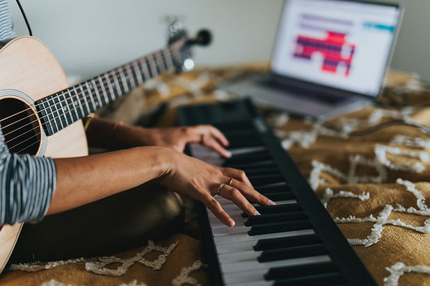 Guitar Piano Songwriter